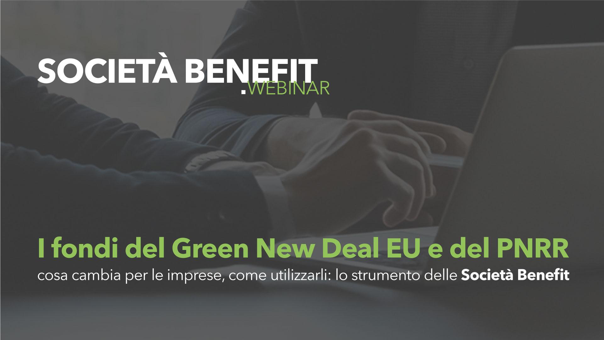Società Benefit: opportunità di un nuovo rinascimento con al centro persone e ambiente